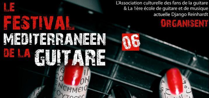 Festival méditerranéen de la guitare 2009