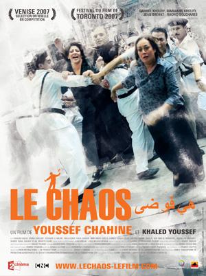 Affiche film Le Chaos
