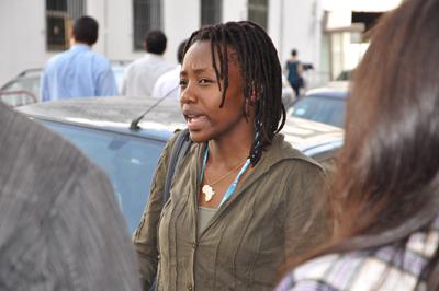 kudzai chimbaira JCC tunisia 2008